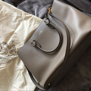 SALE-NWT Ralph Lauren Dryden Marcy Taupe Bag